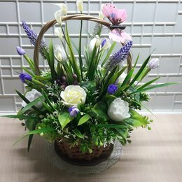 Цветы, букеты, композиции - Интерьерная композиция 17, 0