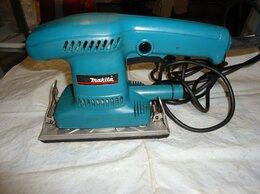 Шлифовальные машины - шлифовальная машина Makita BO3700, 0