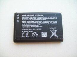 Аккумуляторы - Батарея BL-5CB (800mAh)3.7 V, 0