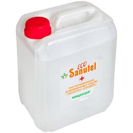 Дезинфицирующие средства - Дезинфицирующее средство многофункц. EcoSanutel,…, 0