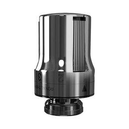 Комплектующие для радиаторов и теплых полов - Термоголовка жидкостная M30 x 1,5 хром, 0