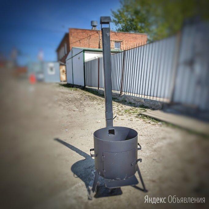 Печь с трубой под казан 16 литров по цене 4000₽ - Печи для казанов, фото 0