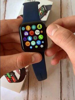 Умные часы и браслеты - Часы Apple Watch 6 (M16+) Новые, 0