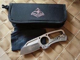 Ножи и мультитулы - Нож Kevin John DPX TC4 S35Vn, 0