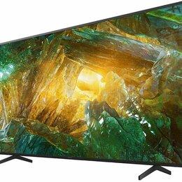 """Телевизоры - Телевизор SONY KD75XH8096BR2, 74.5"""", UHD 4K (2020), 0"""