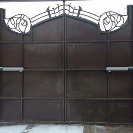 Шлагбаумы и автоматика для ворот - Автоматика для распашных ворот в Ростове-на-Дону, 0