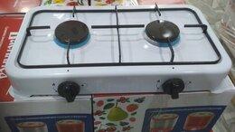 Плиты и варочные панели - Плита газовая настольная 2-х конфорочная (для…, 0