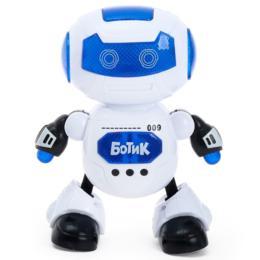 Роботы и трансформеры - Робот-игрушка музыкальный «Ботик», танцует,…, 0