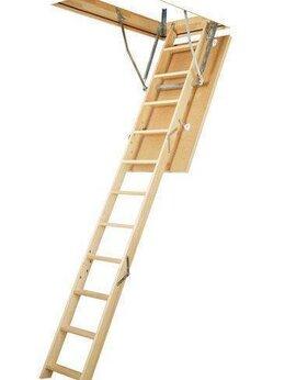 Лестницы и элементы лестниц - Чердачная лестница Fakro Smart LWS Plus…, 0