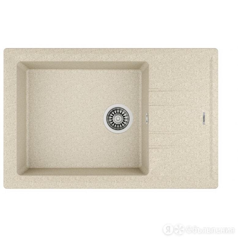 Кухонная мойка TEKA STONE 60 S-TG 1B 1D по цене 18049₽ - Кухонные мойки, фото 0