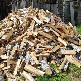 Дрова - Берёзовые дрова в Клине Солнечногорске Зеленограде Химки, 0