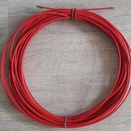 Товары для электромонтажа - Протяжка для кабелей 30 м, 0