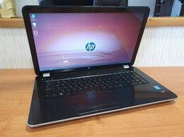 Ноутбуки - Огромный игровой ноутбук HP 17 дюймов, 0