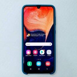 Мобильные телефоны - Смартфон Samsung Galaxy A50 2019 4ГБ 64ГБ Blue, 0
