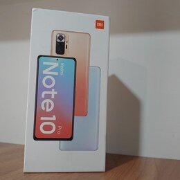 Мобильные телефоны - Redmi Note 10 Pro 6/64 новый запечатан, 0