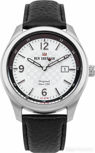 Наручные часы Ben Sherman WBS106WB по цене 5260₽ - Наручные часы, фото 0