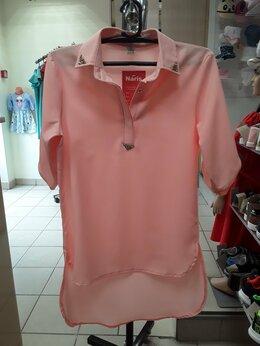 Рубашки и блузы - Туника для девочки лето , 0