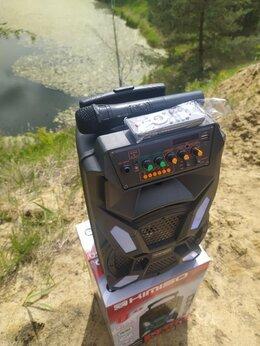 Портативная акустика - Колонка с усилителем Kimiso , 0