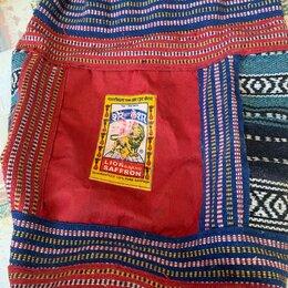 Рюкзаки - Рюкзак из Индии, 0
