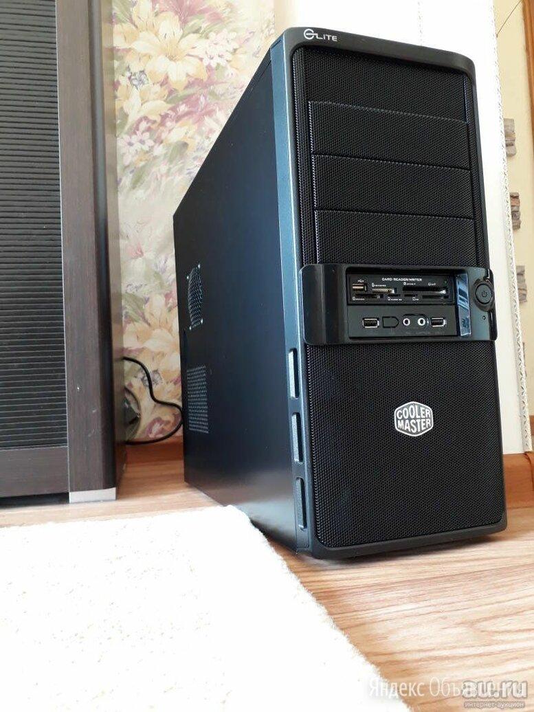 Элитный игровой 4-х ядерник Coler Master  по цене 9000₽ - Настольные компьютеры, фото 0