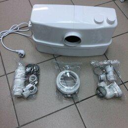 Насосы и комплектующие - Канализационная насосная станция WC - 600A, 0