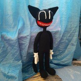 Мягкие игрушки - Cartoon cat  / Мультяшный кот, 0