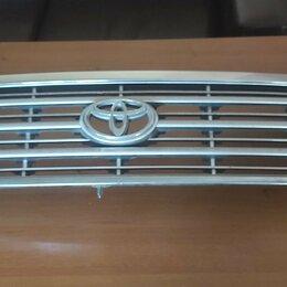 Кузовные запчасти - Решетка декоративная радиатора на TOYOTA  LK-100 2001г.в., 0