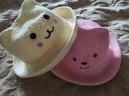 Головные уборы - Шляпки детские р 52-53, 0