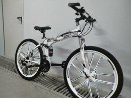 Велосипеды - Велосипед складной рамой , 0