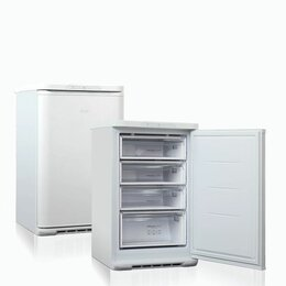 Холодильные шкафы - Шкаф морозильный 140 л, Бирюса-648 (-18С), 600х625х990 мм, Бирюса (Россия), 0