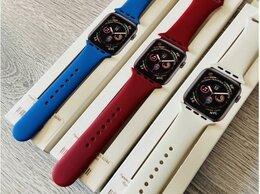 Ремешки для умных часов - Силиконовый ремешок для Apple watch 38/40/42/44…, 0