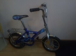 Трехколесные велосипеды - Велосипед детский до 5-6лет б/у в хор сост, 0