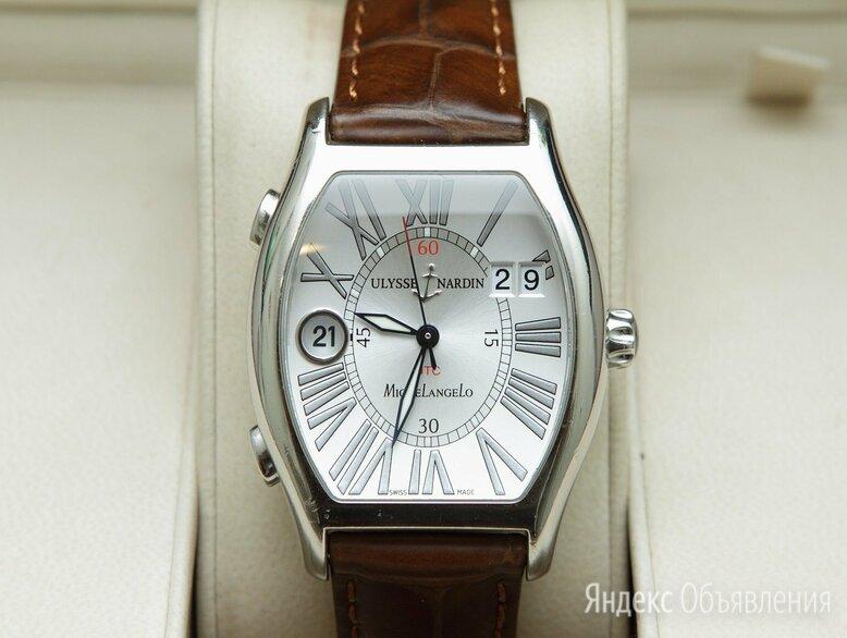 Ulysse Nardin Michelangelo UTC 223-68 по цене 138800₽ - Наручные часы, фото 0