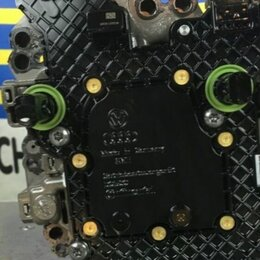 Отопление и кондиционирование  - АКПП Audi / VW DQ500 (0BH, 0BT), DSG7 , 0