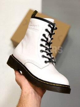 Ботинки - Dr Martens 1460 белые, 0
