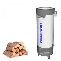 Тепловые насосы - Автономный нагреватель для больших бассейнов  на твердом топливе, 0