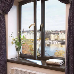 Окна - Монтаж в подарок, пластиковые окна , 0