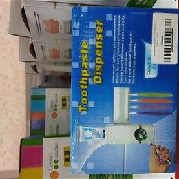 Мыльницы, стаканы и дозаторы - Органайзер-дозатор для пасты и зубных щеток, 0