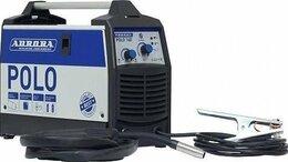 Сварочные аппараты - Сварочный полуавтомат aurora polo 160, 0