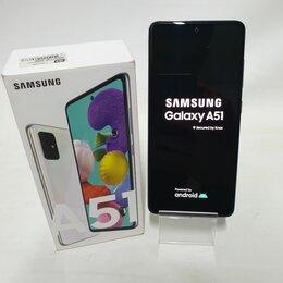 Мобильные телефоны - Смартфон Samsung A51 (Скупка/Обмен), 0