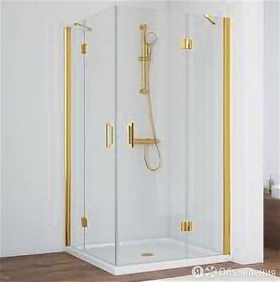 Vegas Glass Душевой уголок Vegas Glass AFA 110 09 01 профиль золото, стекло п... по цене 48690₽ - Комплектующие, фото 0