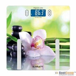 Напольные весы - Весы электронные напольные Scarlett SC-BS33ED10, 0