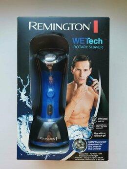 Электробритвы мужские - Электробритва Remington AQ7 (новая), 0