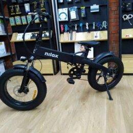 Мототехника и электровелосипеды - Электровелосипед Фэт-Байк, 0