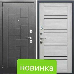 Входные двери - Дверь входная Гарда серебро шале белый, 0