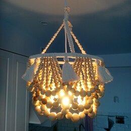 Люстры и потолочные светильники - Светильник потолочный подвесной, 0