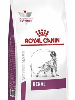 Корма  - ROYAL CANIN Сухой корм для взрослых собак Renal…, 0