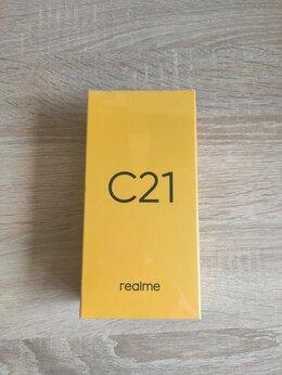 Мобильные телефоны - Realme C21 / 64Gb / Запечатанный / Гарантия , 0