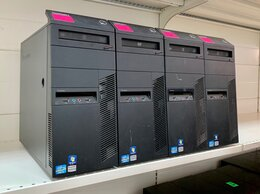 Настольные компьютеры - 10 офисных комплектов Core i3 + монитор, 0