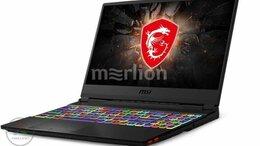 Ноутбуки - Ноутбук MSI GE75 Raider 9SF-881RU, 0